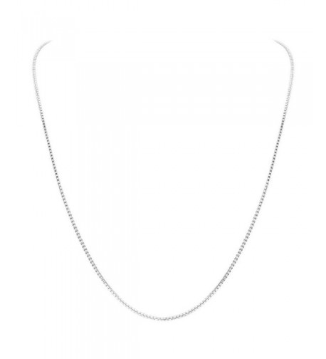 Gem Avenue Sterling Silver Necklace