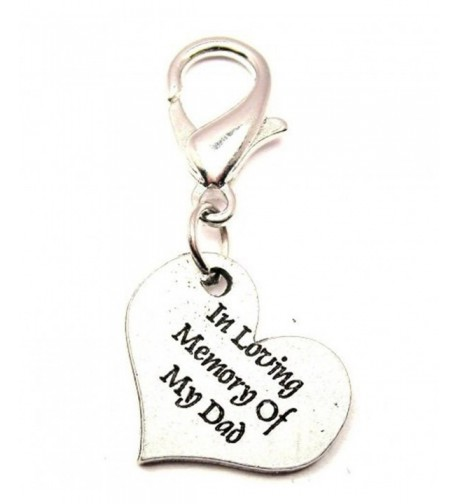 Chubby Charms Loving Memory Pewter