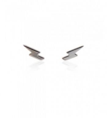 Beaute Fashion Lightening Earrings Sterling