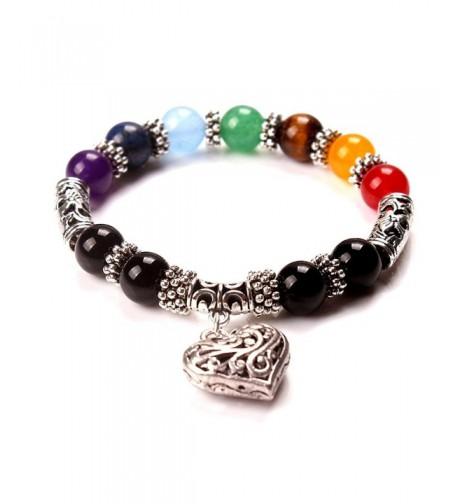 Healing Balance Natural Gemstone Bracelets