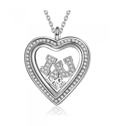NinaQueen Sterling Silver Pendant Mother