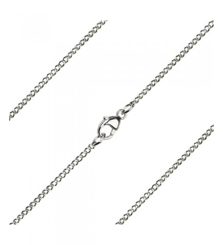 inch Sterling Silver Light Chain