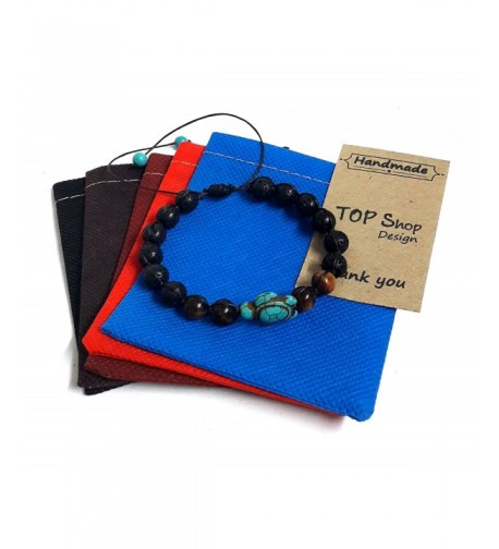 Tiger Eye Turquoise Bracelet Hawaiian