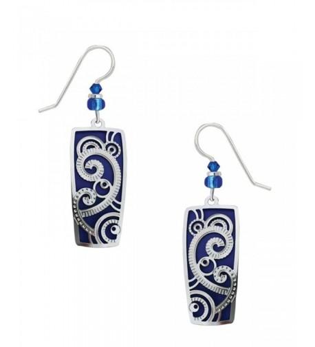 Adajio Sienna Pattern Earrings 7724
