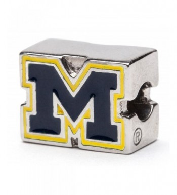 University Michigan Officially Licensed Stainless