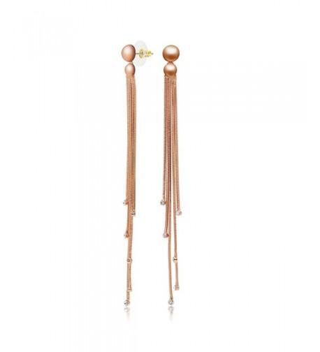 Kemstone Fashion Jewelry Tassel Earrings