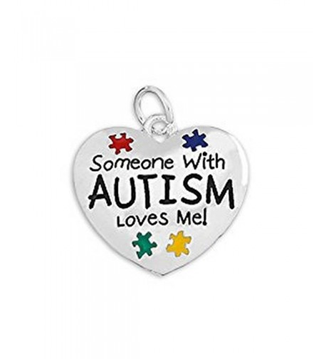 Autism Awareness Someone Loves Heart