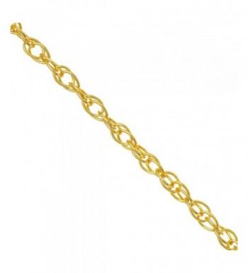 JewelStop Yellow Diamond Cut Carded Necklace