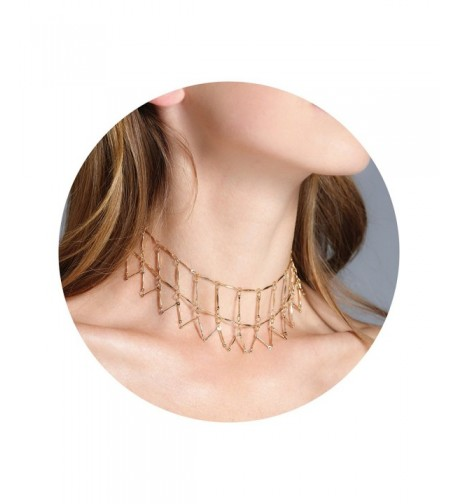 Daycindy Layered Different Necklaces Golden