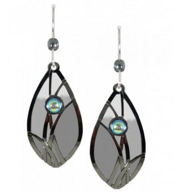 Adajio Sienna Almond Earrings 7551
