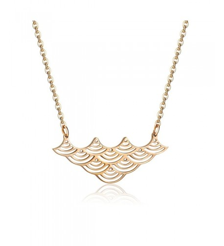 Rosa Vila Clouds Inspired Necklace