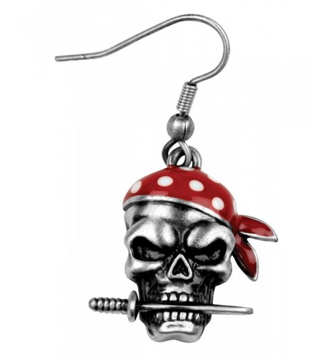 Pirate Dagger Earrings Collectible Accessory