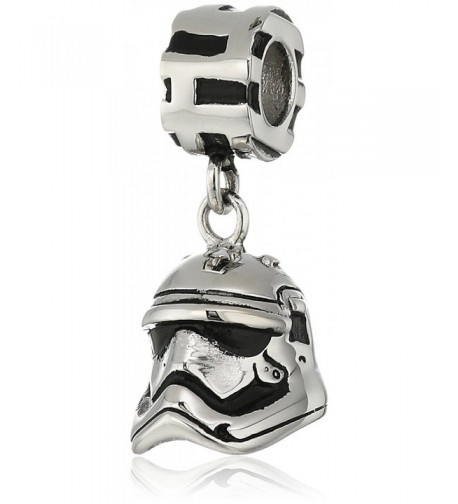 Star Wars Jewelry Stormtrooper Stainless