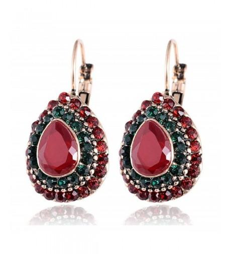 Menglina Fashion Vintage Raindrop Earrings