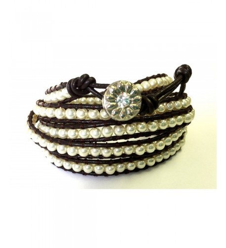 Crafty KK Genuine bracelet simulated