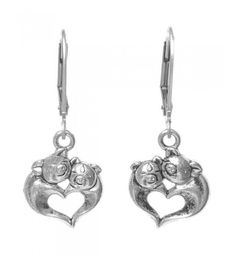 Sabai NYC Earrings Stainless Leverback