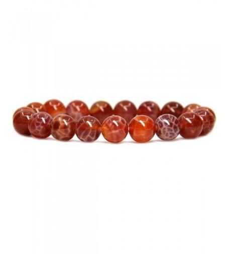 Natural Genuine Semi Precious Gemstones Bracelet