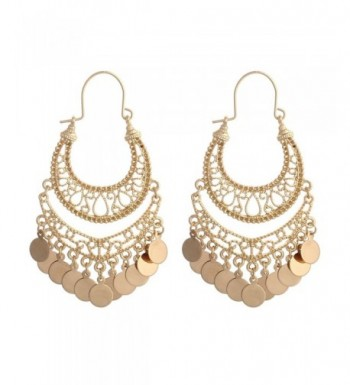 MYS Collection Chandelier Dangling Earrings
