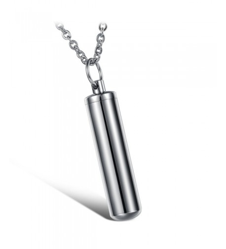 Titanium Stainless Cylinder reservoir Creative