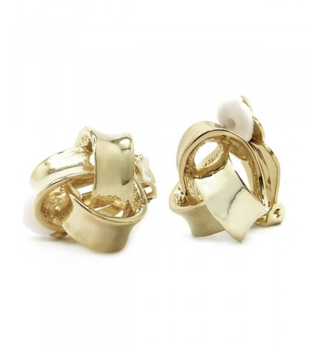 Classic Earrings Plated Women Fashion