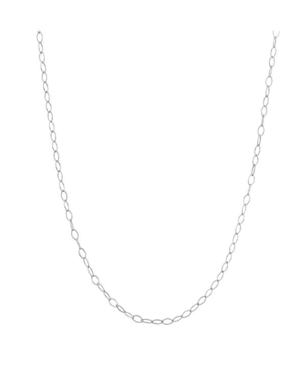 Sterling Silver 1 5mm Open Chain