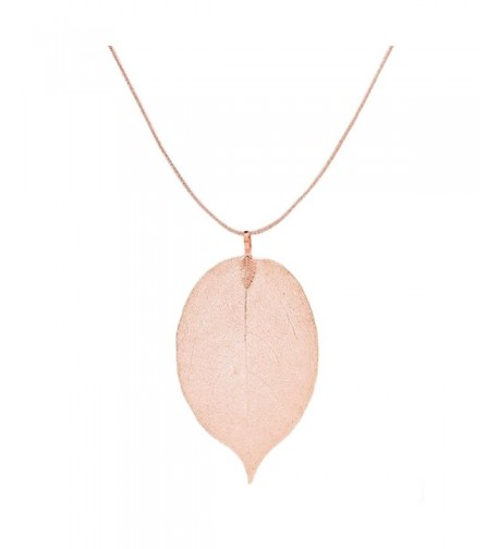Necklace Pendants Collarbone Delicate Minimalist