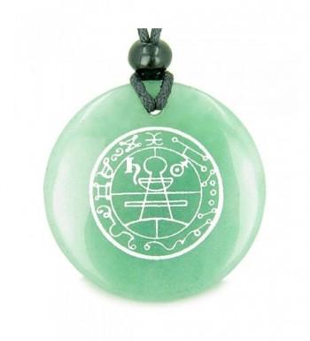 Secret Solomon Protection Pendant Necklace