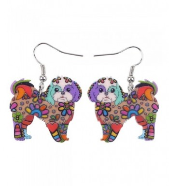 BONSNY Collection Yorkshire Earrings multicolor
