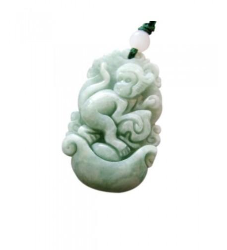 Jadeite Chinese Zodiac Fortune Pendant