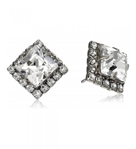 Sorrelli Crystal Perfectly Pointed Earrings