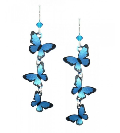 Sienna Sky Cascading Butterfly 1786