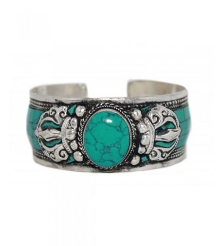 Bracelet Turquoise Nepal Tibetan Tibet