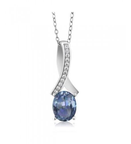 Cassiopeia Mystic Sterling Silver Pendant