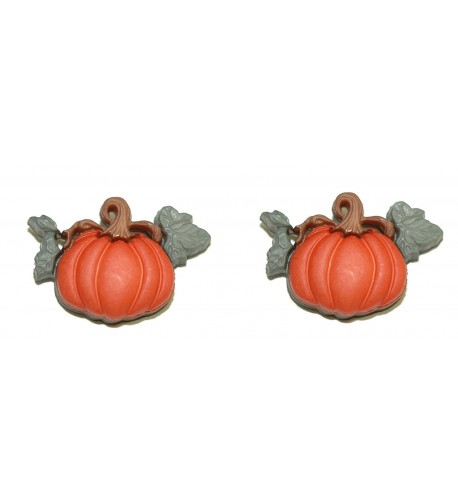 Pumpkin Halloween Thanksgiving Earrings H060clip