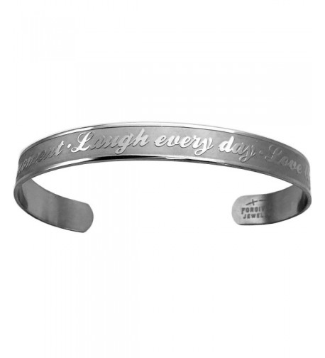 Live Every Moment beyond Bracelet