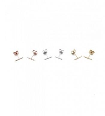 HONEYCAT Skinny Midi Earrings Silver