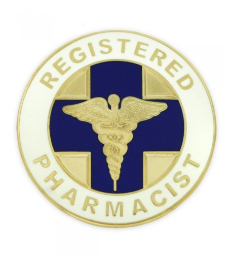 PinMarts Registered Pharmacist Medical Caduceus