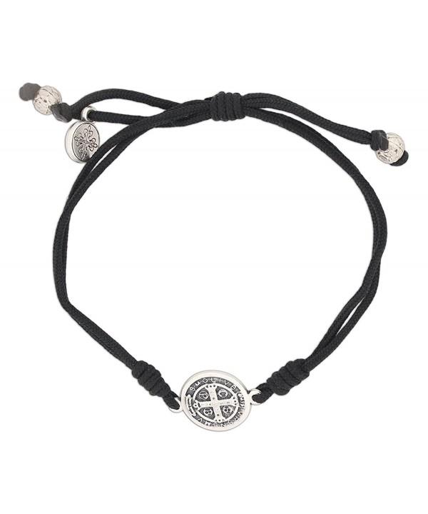 Serenity Blessing Bracelet Adjustable Silver