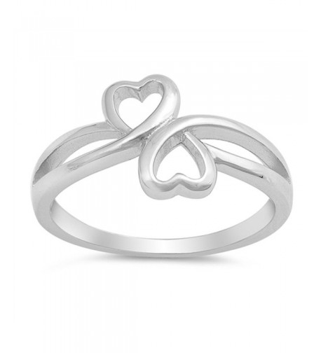 Infinity Friendship Promise Sterling Silver