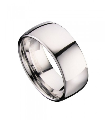 MJ Tungsten Carbide Classic Polished