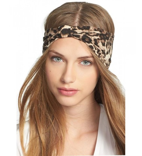 Turban Stretch Headband Workout wiipu N12