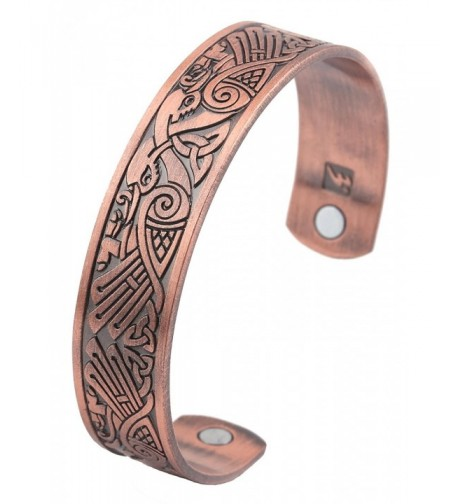 Talisman Knotwork Magnetic Bracelet Jewelry