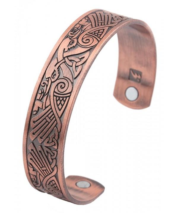 Talisman Knotwork Magnetic Bracelet Jewelry