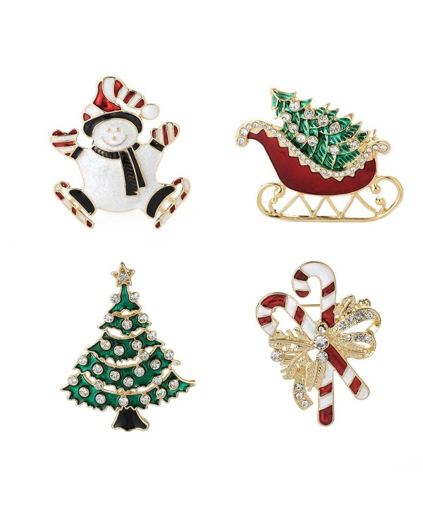 Jewelry Christmas Holiday christmas brooches