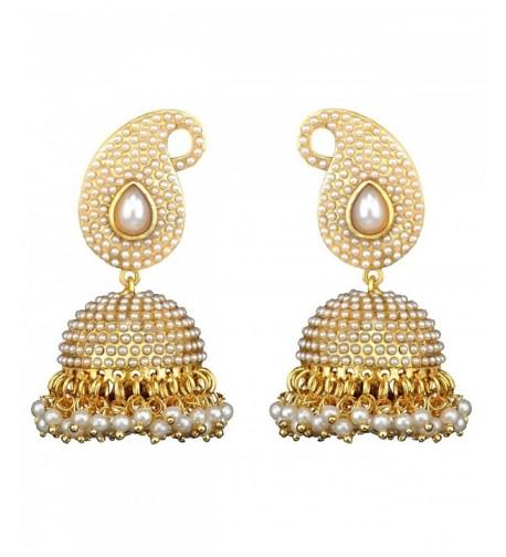 Royal Bling Bollywood Traditional Earrings