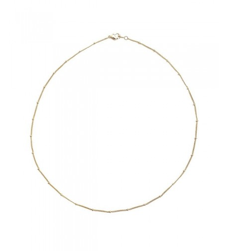HONEYCAT Necklace Minimalist Delicate Jewelry