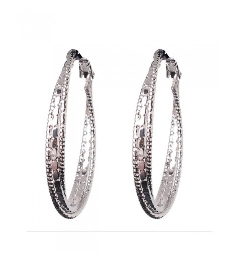GULICX Charming Textured Awesome Earring