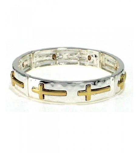 4031545 Stretch Bracelet Christian Religious