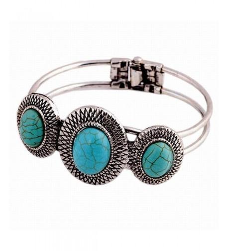 Bolayu Bracelet Turquoise Bohemian Plating