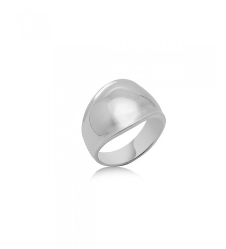 Sterling Silver Bubble Ring Premium